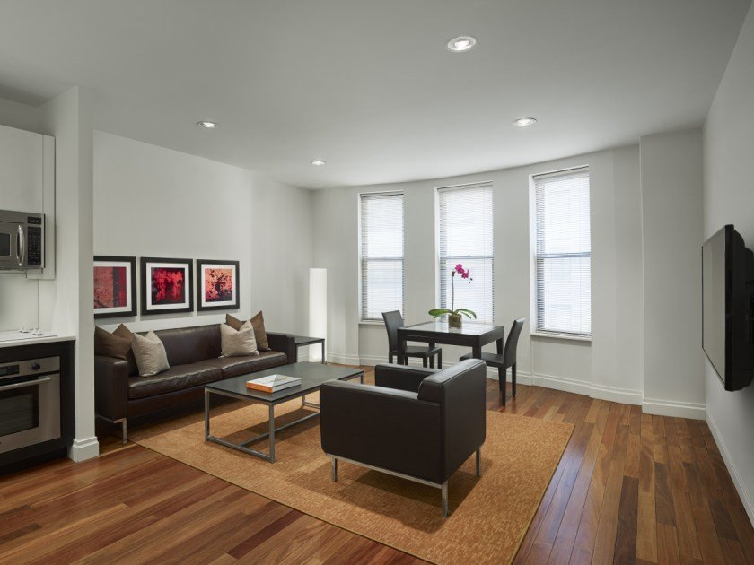 Best Two Bedroom Suite At Aka Times Square Suiteness — Stay With Pictures