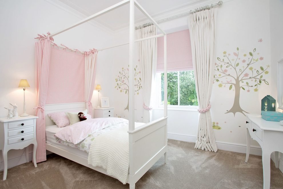 Best Teenage Girls Kids Traditional With Interiors Design With Pictures