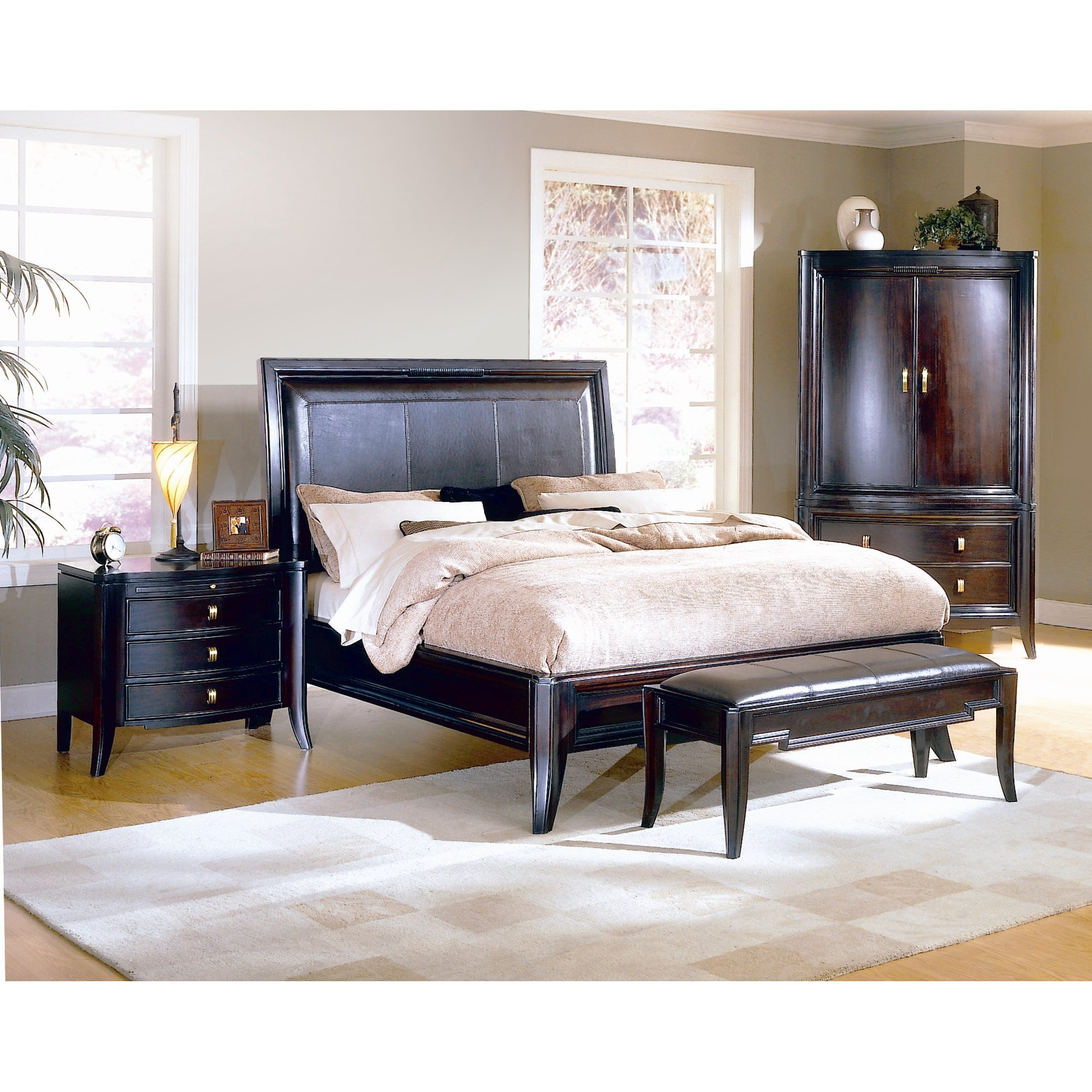 Best Lisbon Queen Sleigh Customizable Bedroom Set Wayfair With Pictures