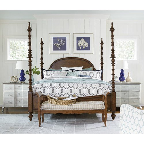 Best Paula Deen Home Dogwood Customizable Bedroom Set Reviews With Pictures