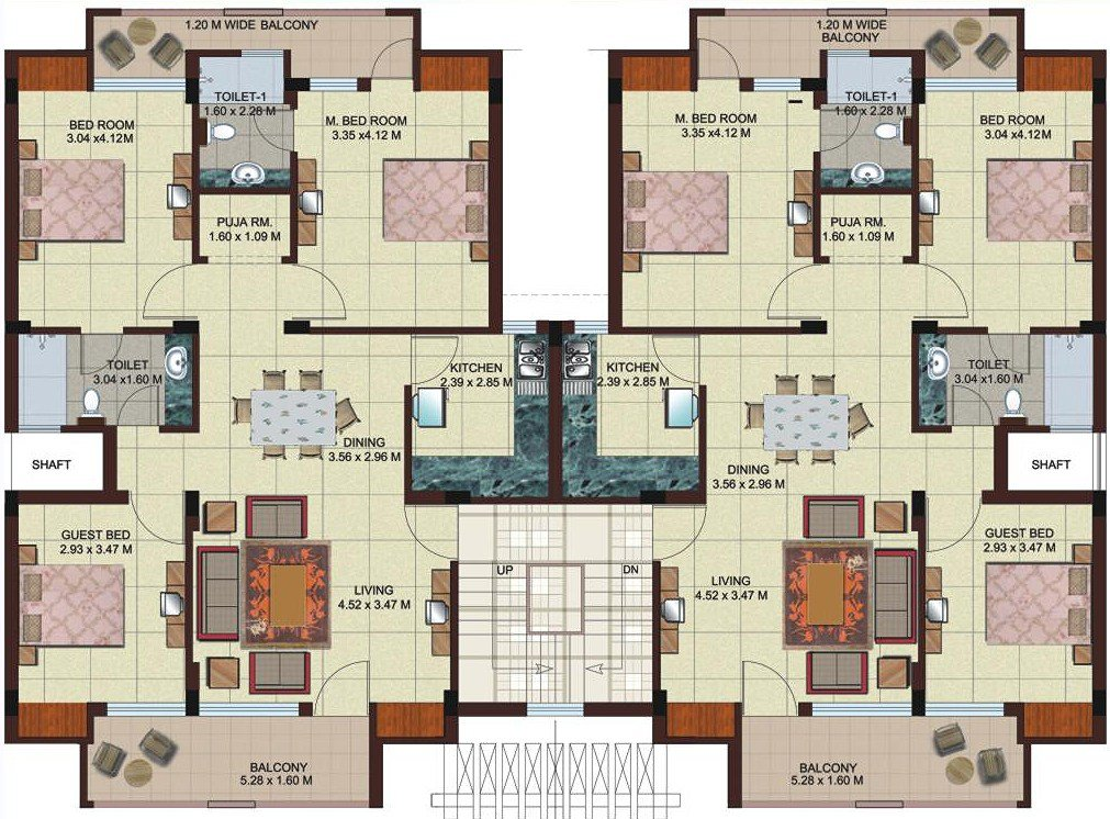 Best Architectural Evaluation Right Choice Ashiyana With Pictures