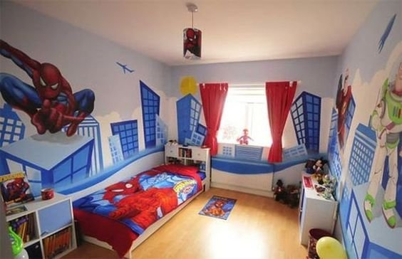 Best Marvel Bedroom Superhero And Marvel On Pinterest With Pictures