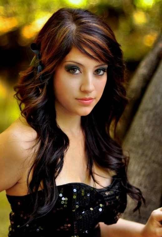 Free Hair Color For Brown Eyes And Fair Skin Image Related To Wallpaper