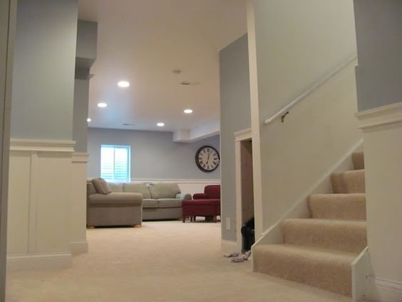 Best Basement Paint Color Behr River Rock Dream Home With Pictures