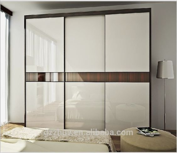 Best Wardrobe Sliding Wardrobe Colors Printed Sliding Door With Pictures