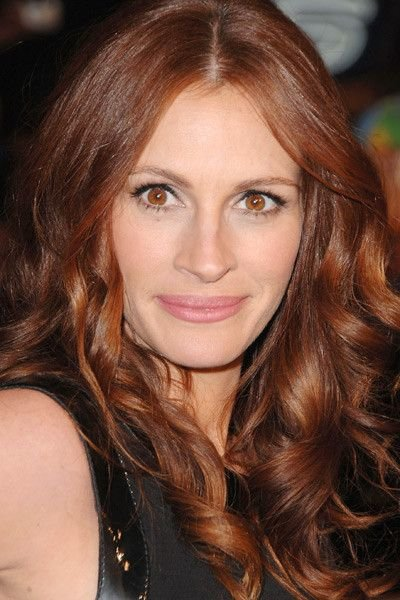 Free Celebrity Hair Color The Best Star Hues Copper Wallpaper