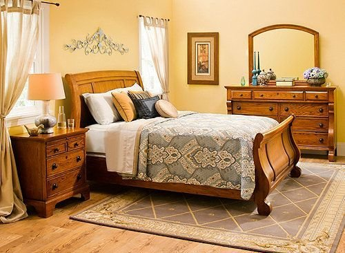 Best Kathy Ireland Home Georgetown 4 Pc Queen Bedroom Set Bedroom Sets Raymour And Flanigan With Pictures