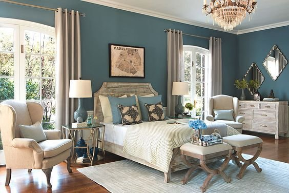 Best Jeff Lewis Paint Color Lake This Grey Washed Wood Frame With Pictures