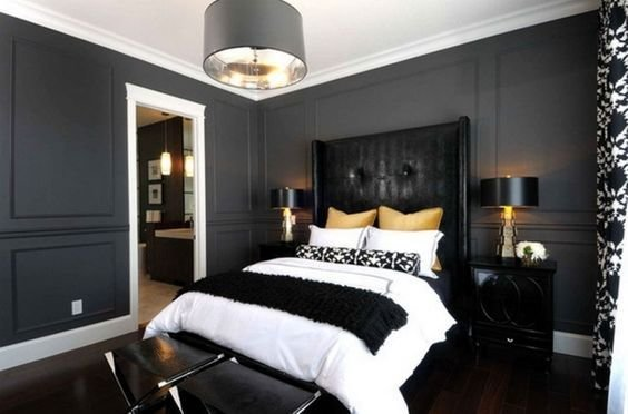 Best Charming Masculine Room Colors For Men Contemporary With Pictures