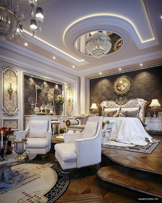 Best Now That S A Regal Master Bedroom Master Bedrooms With Pictures