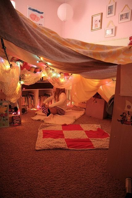 Best Need To Add Twinkle Lights To The Fort Building Supplies With Pictures