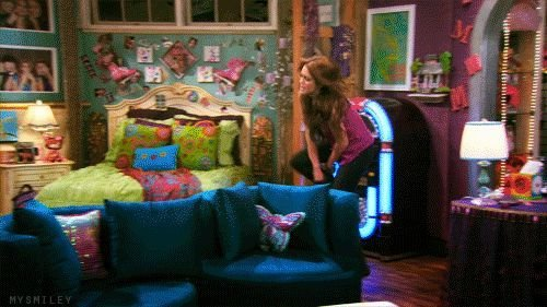 Best The Room In Hannah Montana I Love Her Room Its So With Pictures