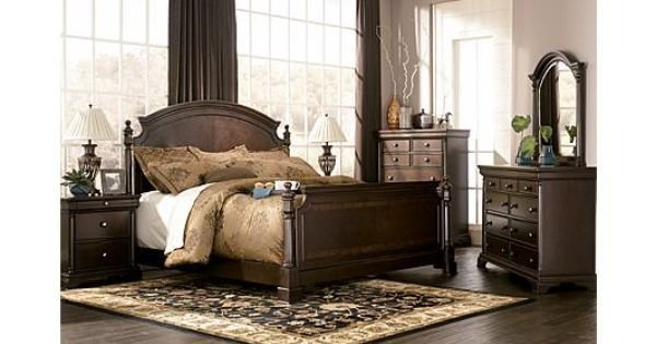 Best Gorgeous Bedroom Set Leighton Poster By Ashley Furniture With Pictures