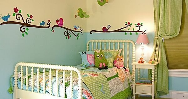 Best Owl Themed Bedroom For A Girl I Love How It S Not With Pictures