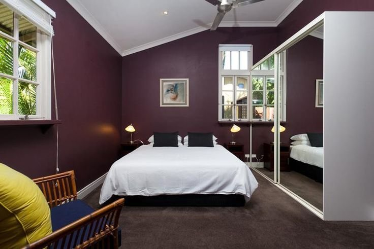Best Plum Bedroom Bedroom Wall And Bedrooms On Pinterest With Pictures