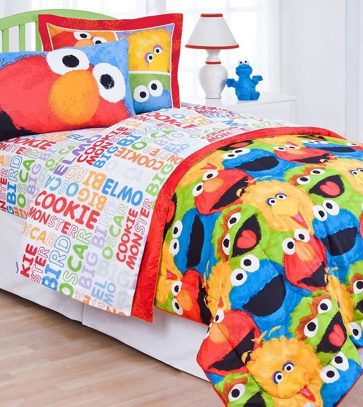 Best 63 Best Images About Sesame Street Bedroom On Pinterest With Pictures
