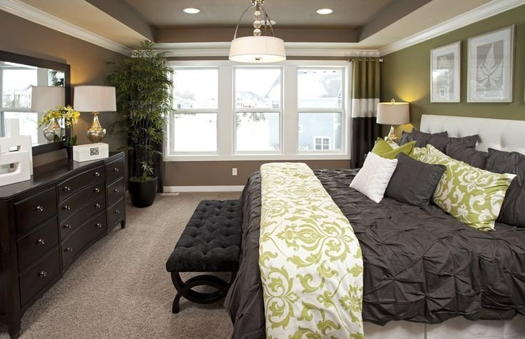 Best 17 Best Ideas About Gray Green Bedrooms On Pinterest With Pictures