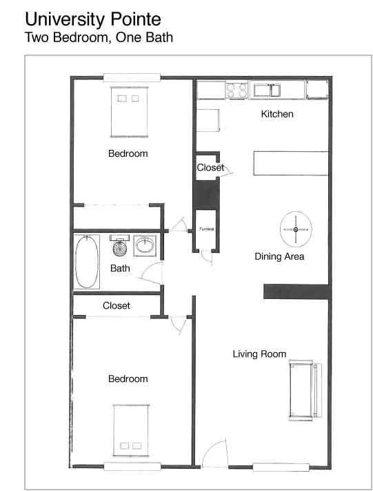 Best Tiny House Single Floor Plans 2 Bedrooms Select With Pictures