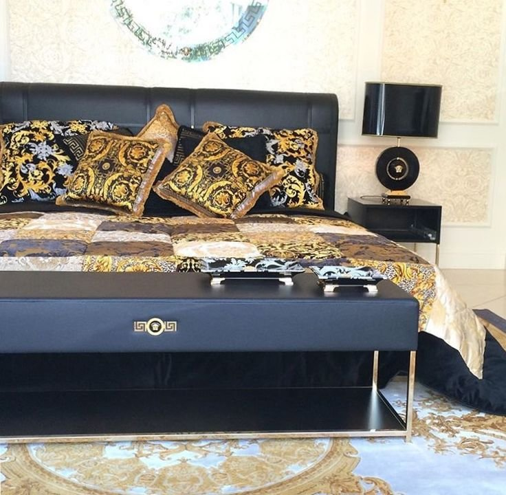 Best Versace Bedroom Design 28 Images Versace Inspired With Pictures