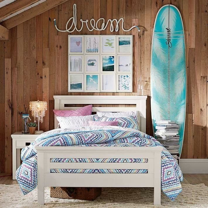 Best 25 Surf Theme Bedrooms Ideas On Pinterest Girls With Pictures