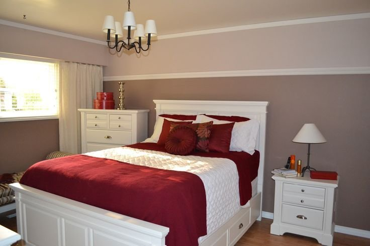 Best 1000 Images About Red Accent Bedroom On Pinterest Twin With Pictures