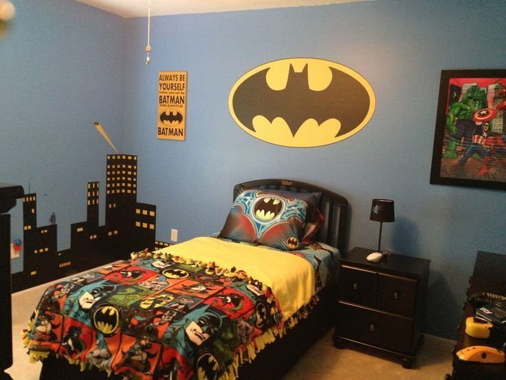 Best 25 Best Ideas About Batman Room Decor On Pinterest With Pictures