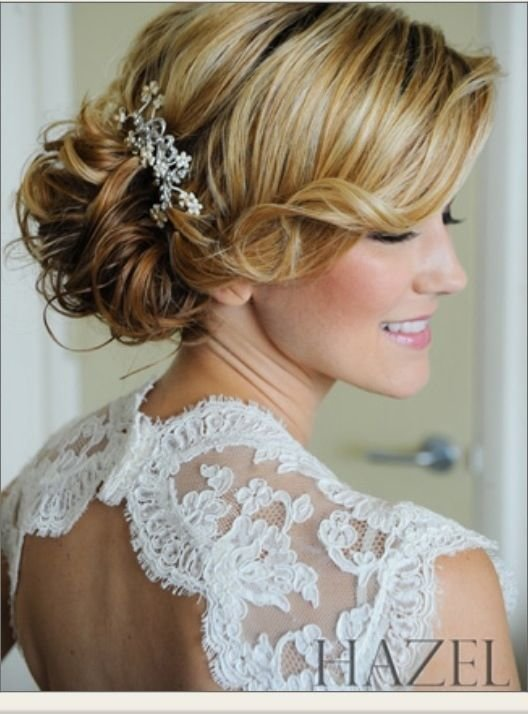 Free My Maid Of Honor Hair Style For Mikaelas Wedding Misc Wallpaper