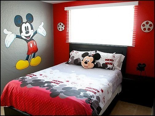 Best 20 Mickey Mouse Bedroom Ideas On Pinterest With Pictures
