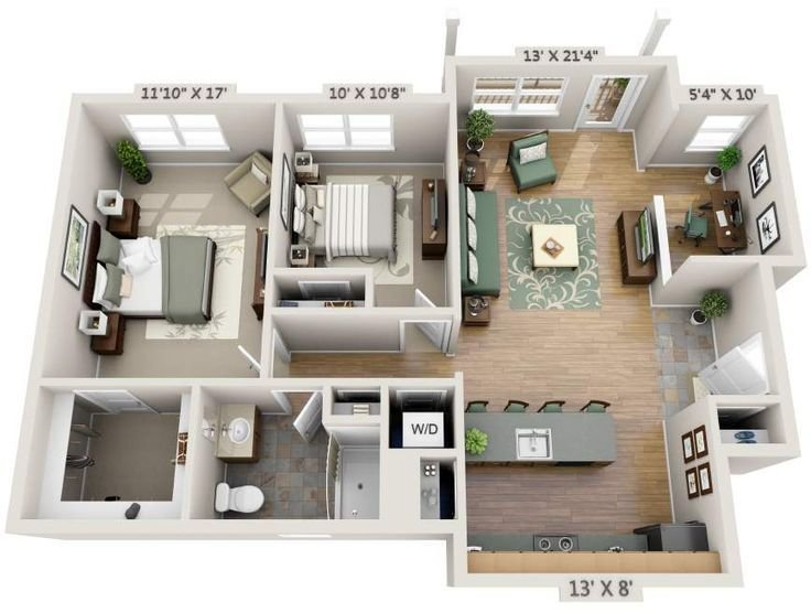 Best 1000 Ideas About Bedroom Floor Plans On Pinterest With Pictures