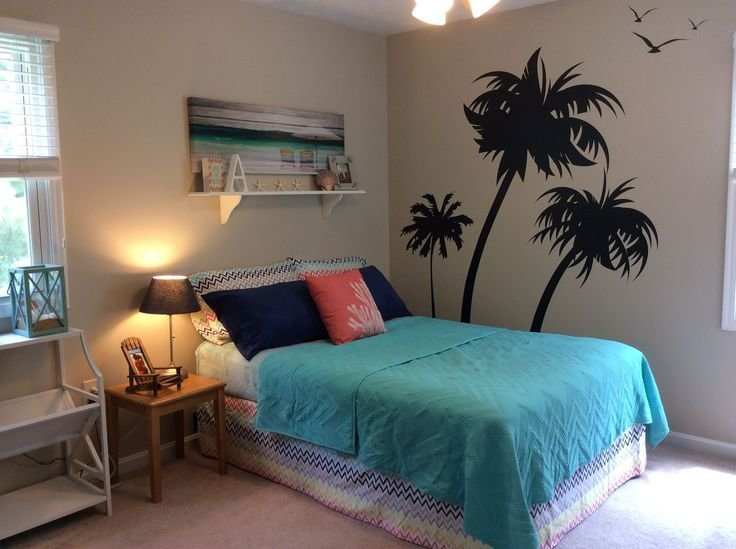 Best 25 Girls Beach Bedrooms Ideas Only On Pinterest Ocean Themed Rooms Ocean Bedroom Themes With Pictures