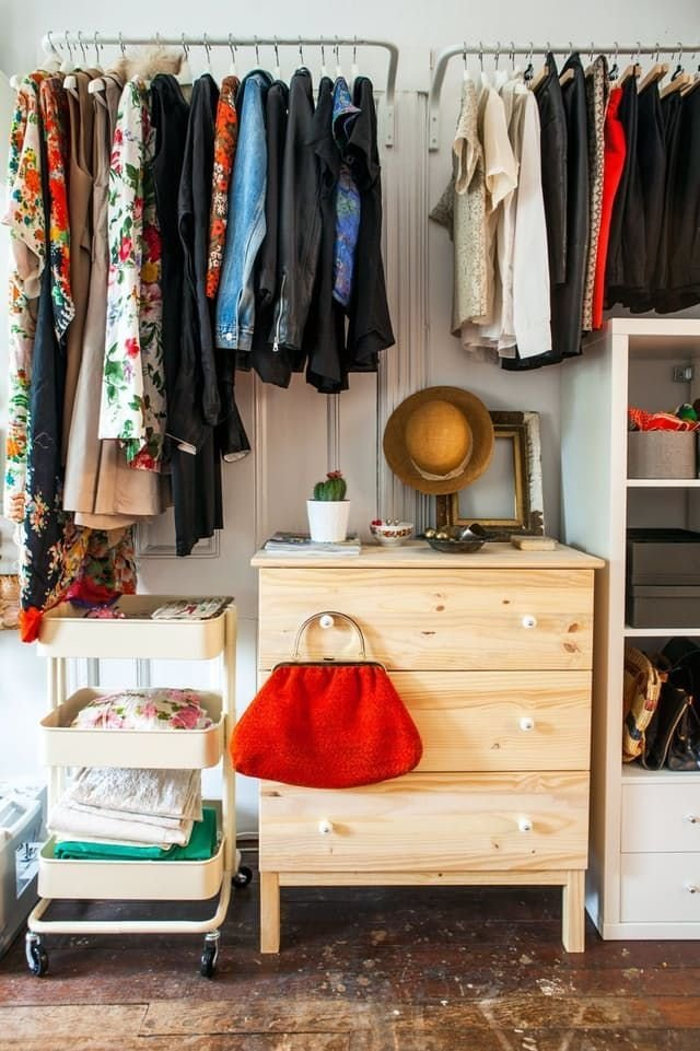 Best 25 Best Ideas About No Closet Solutions On Pinterest No With Pictures
