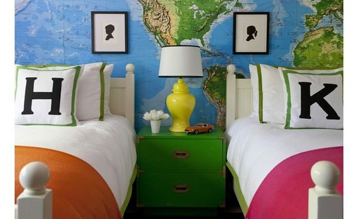 Best Grant K Gibson Portfolio » Coed Room Bedroom Ideas With Pictures