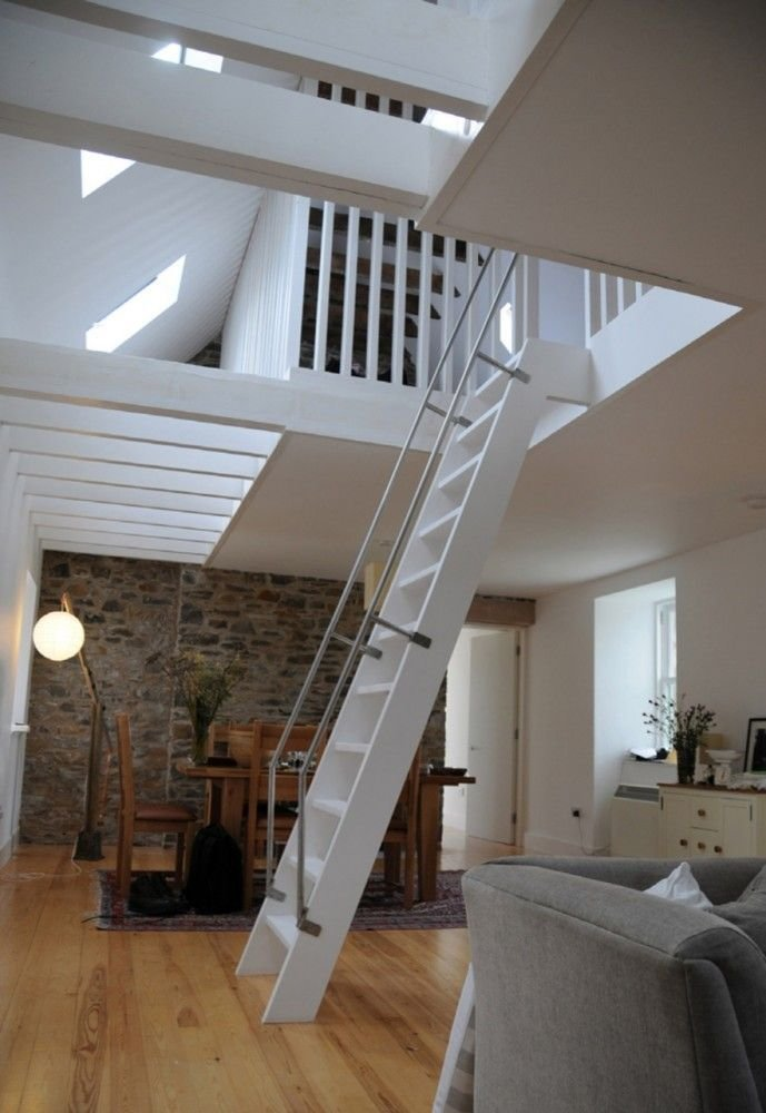 Best Ackling Cook Bothy Reiach And Hall Architects Ladder With Pictures