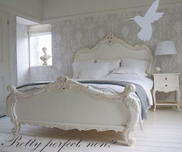 Best Shabby Chic Bedroom Laura Ashley Wallpaper Home Decor With Pictures