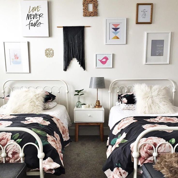 Best 25 Best Ideas About Shared Bedrooms On Pinterest Small Loft Bedroom Girls Shared Bedrooms With Pictures