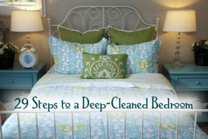 Best Deep Clean Bedroom Cleaning Disinfecting Pinterest With Pictures