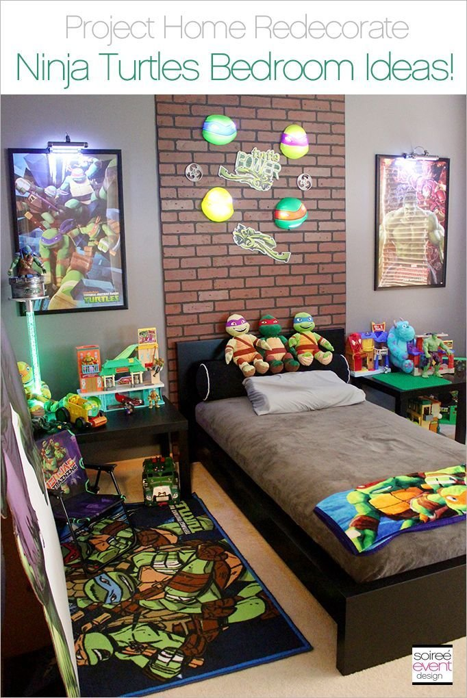 Best 25 Best Ideas About Ninja Turtle Bedroom On Pinterest With Pictures