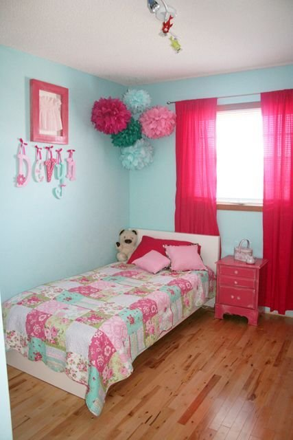 Best Bouncing Off The Walls Finally Big Girl Room Reveal With Pictures