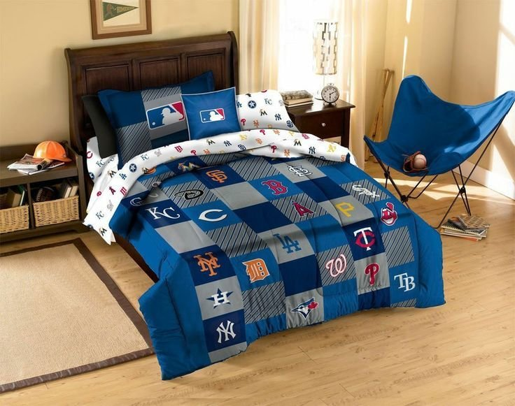 Best Mlb Teams Twin Bed Quilt Comforter Sham Set Baseball Fan Sports Bedding Souvenir Check It Out With Pictures