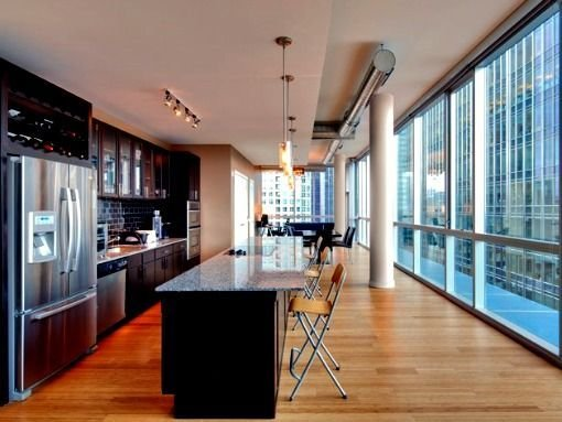 Best Env Apartments Chicago Floor To Ceiling Windows All The With Pictures
