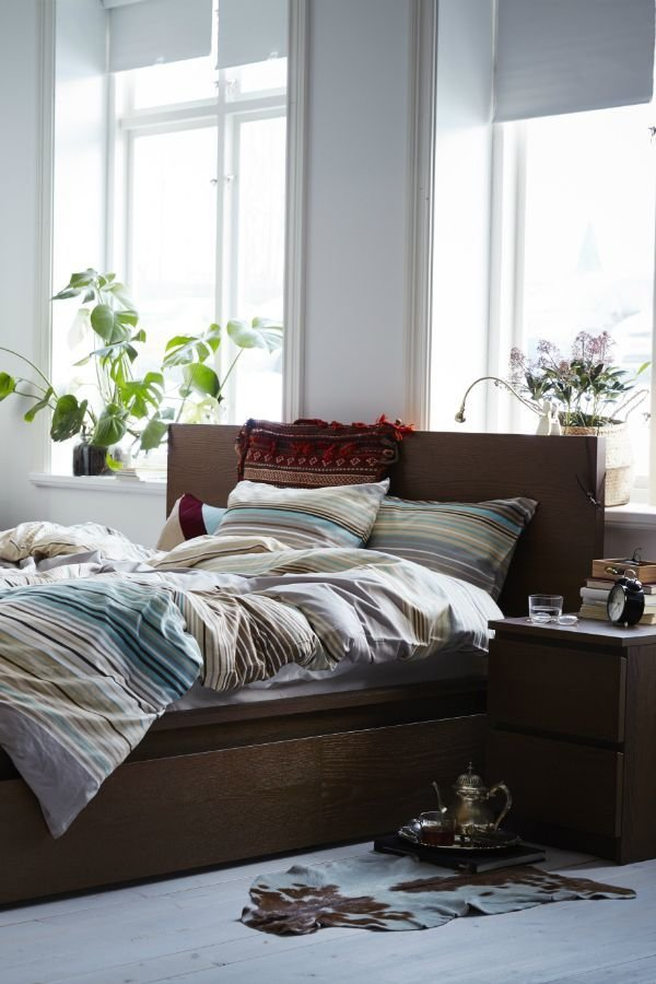 Best 402 Best Images About Bedrooms On Pinterest Wardrobes Ikea Bedroom Furniture And Duvet Covers With Pictures