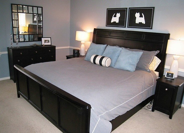 Best 17 Best Ideas About Black Bedroom Furniture On Pinterest Grey Bedrooms Beautiful Bedrooms And With Pictures
