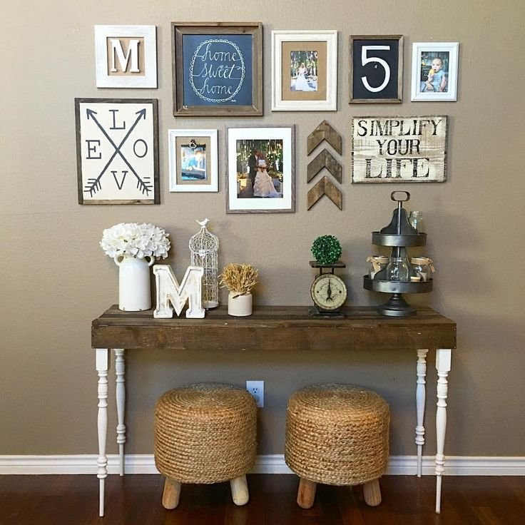 Best 25 Best Ideas About Rustic Gallery Wall On Pinterest With Pictures