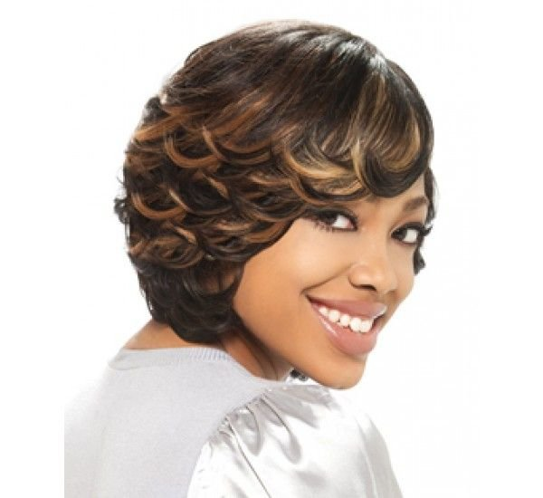 Free African American Feathered Hairstyles Pixie Cut Wallpaper