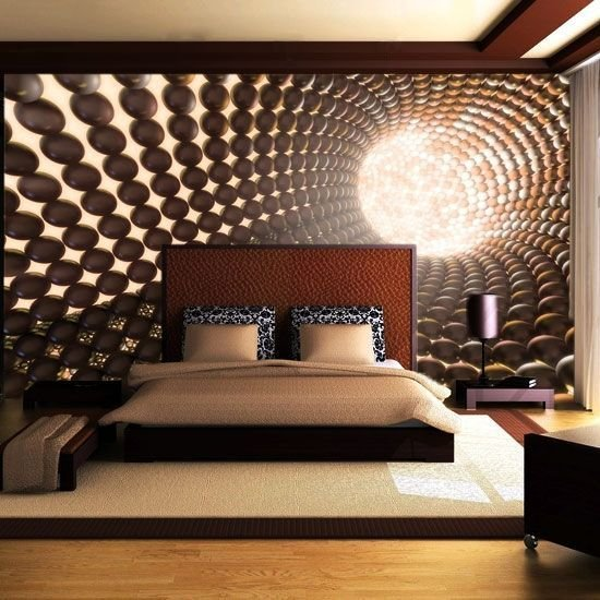 Best Bedroom Photo Wallpaper Wall Mural Wallpaper Wallmural With Pictures