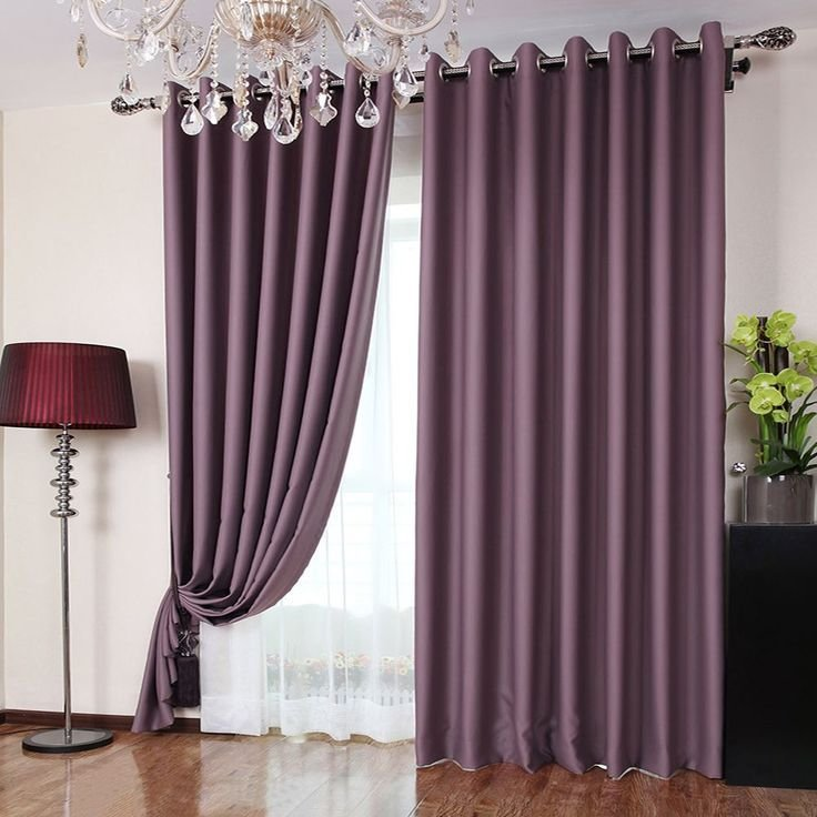 Best 17 Best Ideas About Purple Curtains On Pinterest Purple With Pictures