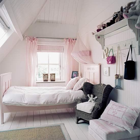 Best French Girls Bedroom Pink Black White Grey Bedroom With Pictures