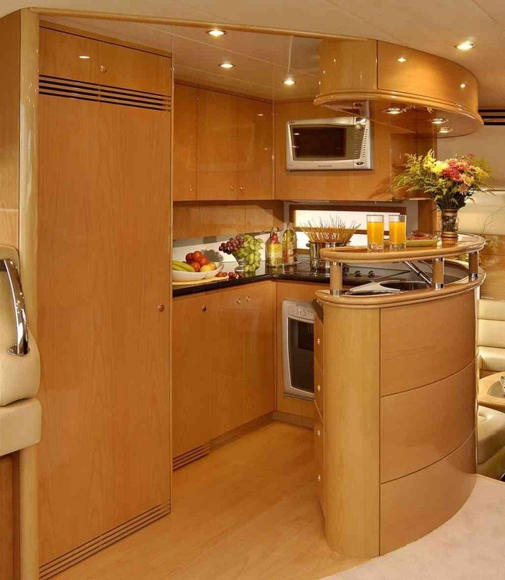 Best Probably A Boat Kitchen But Still Small And Stylish With Pictures