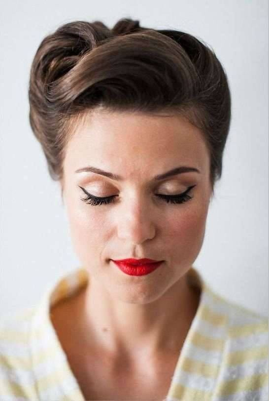 Free 25 Best Ideas About 50S Hairstyles On Pinterest Grease Wallpaper