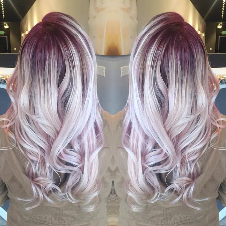 Free 25 Best Ideas About Vibrant Hair Colors On Pinterest Wallpaper